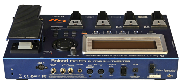Bass Professor 2/2011 Test Roland GR-55