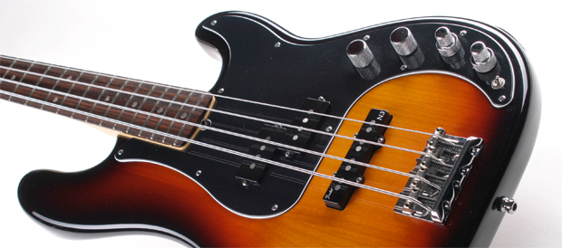 Test: Fender American Deluxe Precision Bass