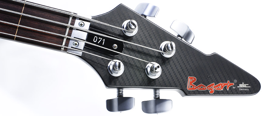 Bass Professor 1/2013, Test: BOGART Sport IV Fretless
