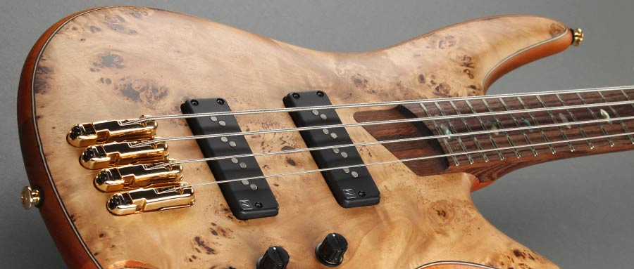 Bass Professor 2/2013, Test: IBANEZ SR1600-NTF