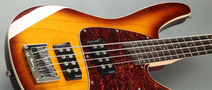 Bass Professor 5/2013, Test: IBANEZ SRX530-BBT