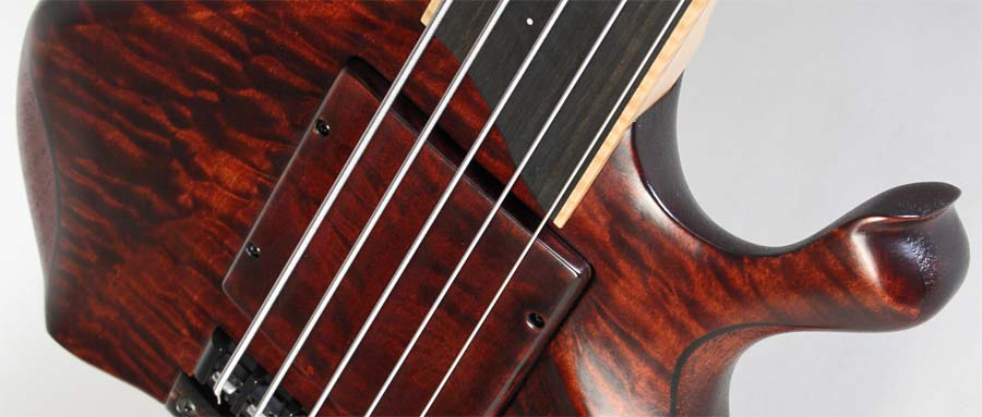 Bass Professor 5/2013, Test: WAJA Telio 5FL