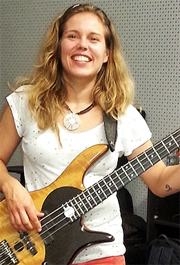 Bass Professor 5/2014 - Ausgabe 77. Lady On Bass: Ana Orias Balderas