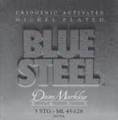 Bass Professor 1/2016, Test DEAN MARKLEY Strings, Blue Steel Nickel Plated