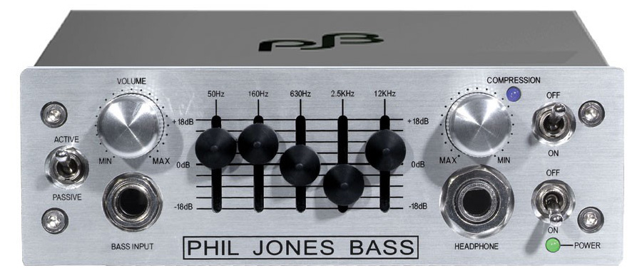 Bass Professor 1/2016, Test: Test: PHIL JONES BASS Bass Buddy BB1