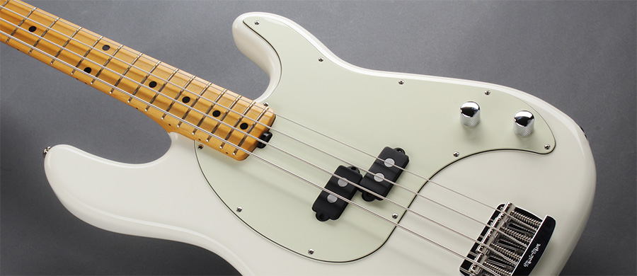 Bass Professor 3/2016, Test: Music Man Cutlass Bass