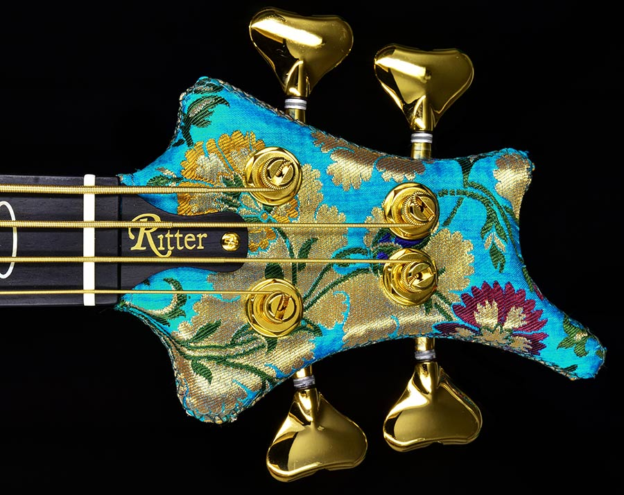 "Bass Professor 1/2017, Bass Special: RITTER ""Princess Isabella Bass"""