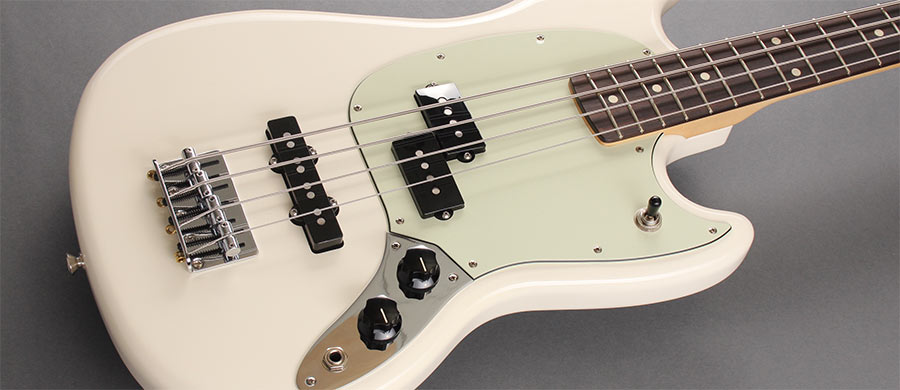 Bass Professor 1/2017 Test: FENDER Mustang Bass PJ