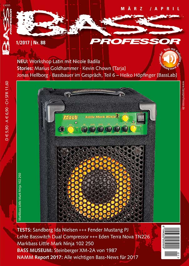 Bass Professor 1/2017 Nr.88