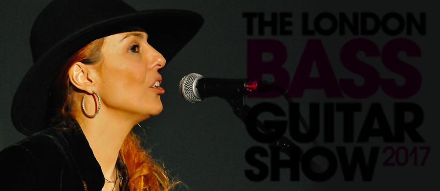 Bass Professor 2/2017. BassSpecial: London Bass Guitar Show, Ida Nielsen