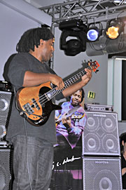 FEEL THE BASS, Mannheim 2009: Victor Wooten