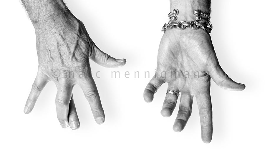 "Marc Mennigmann ""HANDS PROJECT"""
