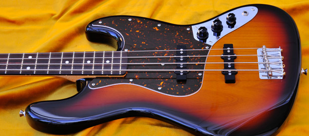 Bass Professor 3/2010, Test FGN: JB / PB