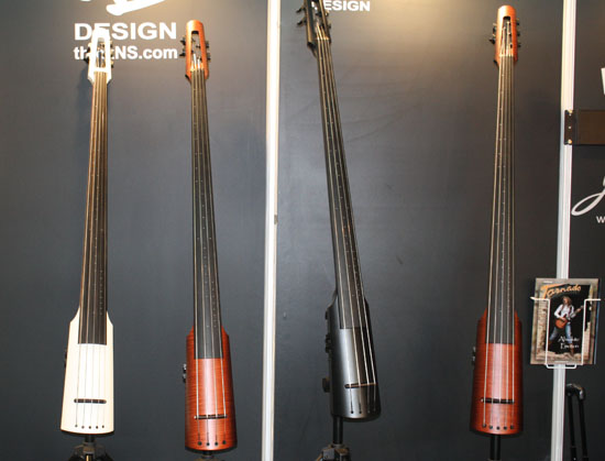 Bass Professor Musikmesse 2010: Ns Design