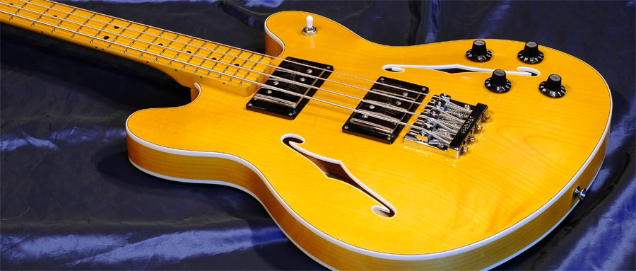 Bass Professor 1/2014, Test Fender Starcaster