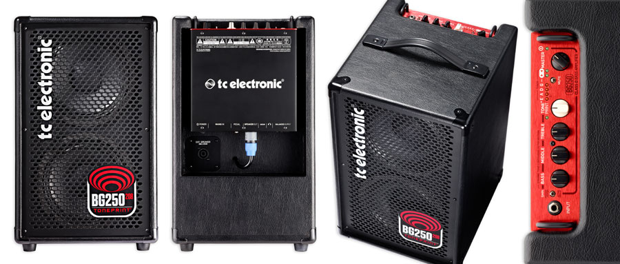 Bass professor 1/2014, Test: TC Electronik TC BG250-208