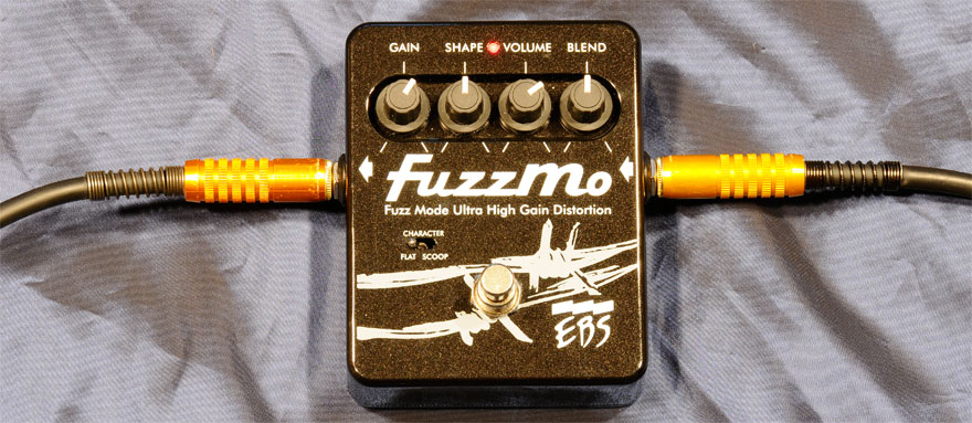 Bass Professor 2/2014 Test: EBS Fuzzmo