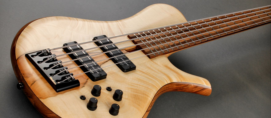 Bass Professor 2/2014 Test: Marleaux M Bass 5