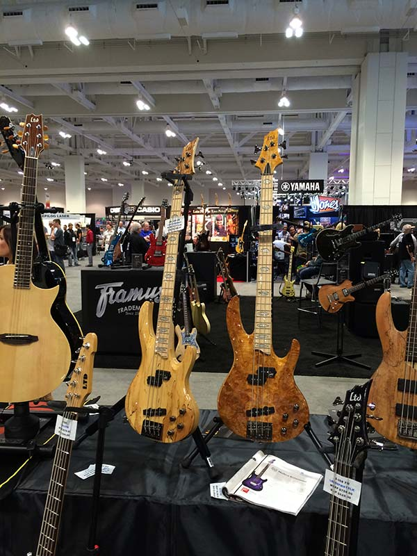 Bass Professor 4/2014 Story: Summer NAMM 2014