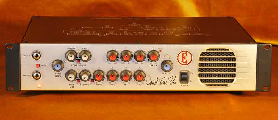 Bass Professor 4/2015, Test: EDEN WTP900