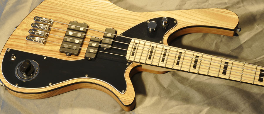 Bass Professor 5/2015, Test: BASSLINE re:belle 4