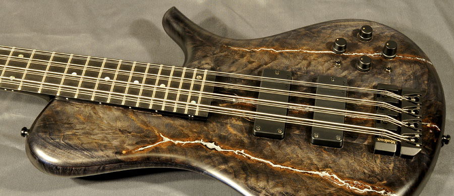 Bass Professor 1/2016, Test: MARLEAUX M-12