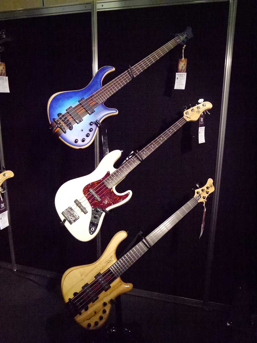 Bass Professor 3/2016, Bass Guitar Show London 2016