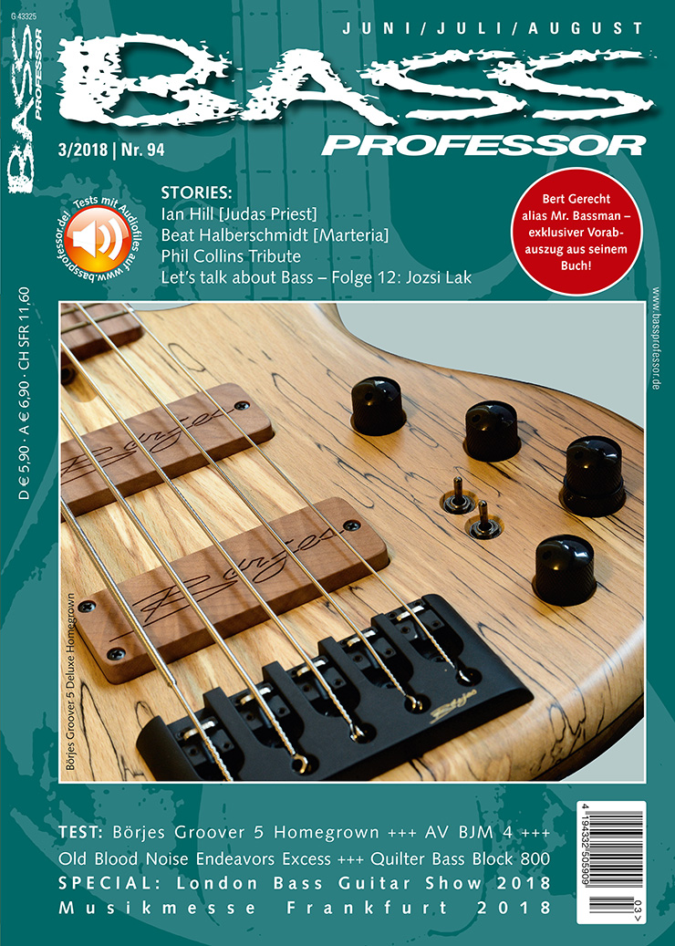 Bass Professor 3/2018 Nr. 94