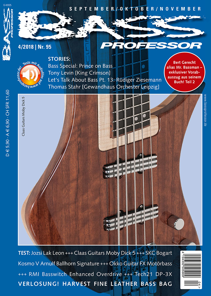 Bass Professor 4/2018 Nr. 95