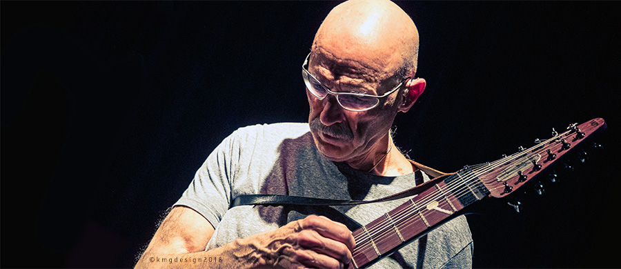 Bass Professor 4/2018, Story: Tony Levin