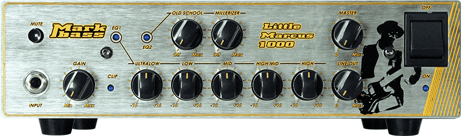 Test: Markbass Little Marcus 1000