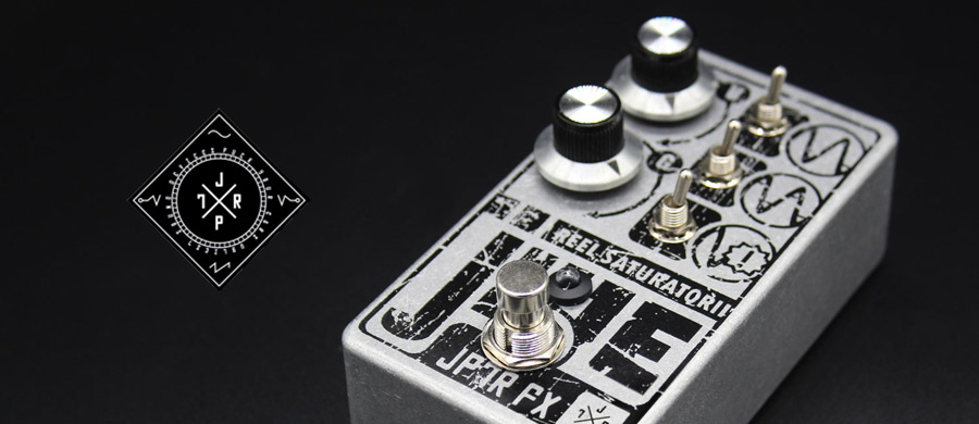 Bass Professor 1/2019, Ausgabe 97. Test: JPTR FX Jive Reel Saturator