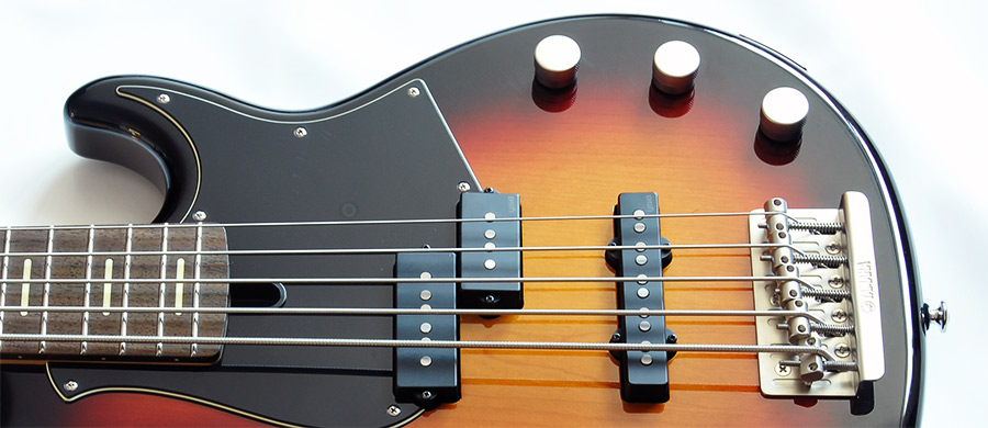 Bass Professor 1/2019, Test: Yamaha BBP35