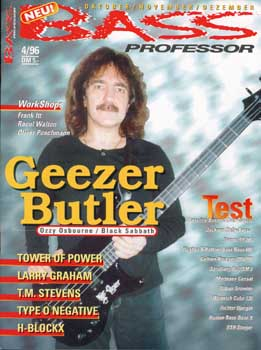 Bass Professor Erstausgabe 1996/4